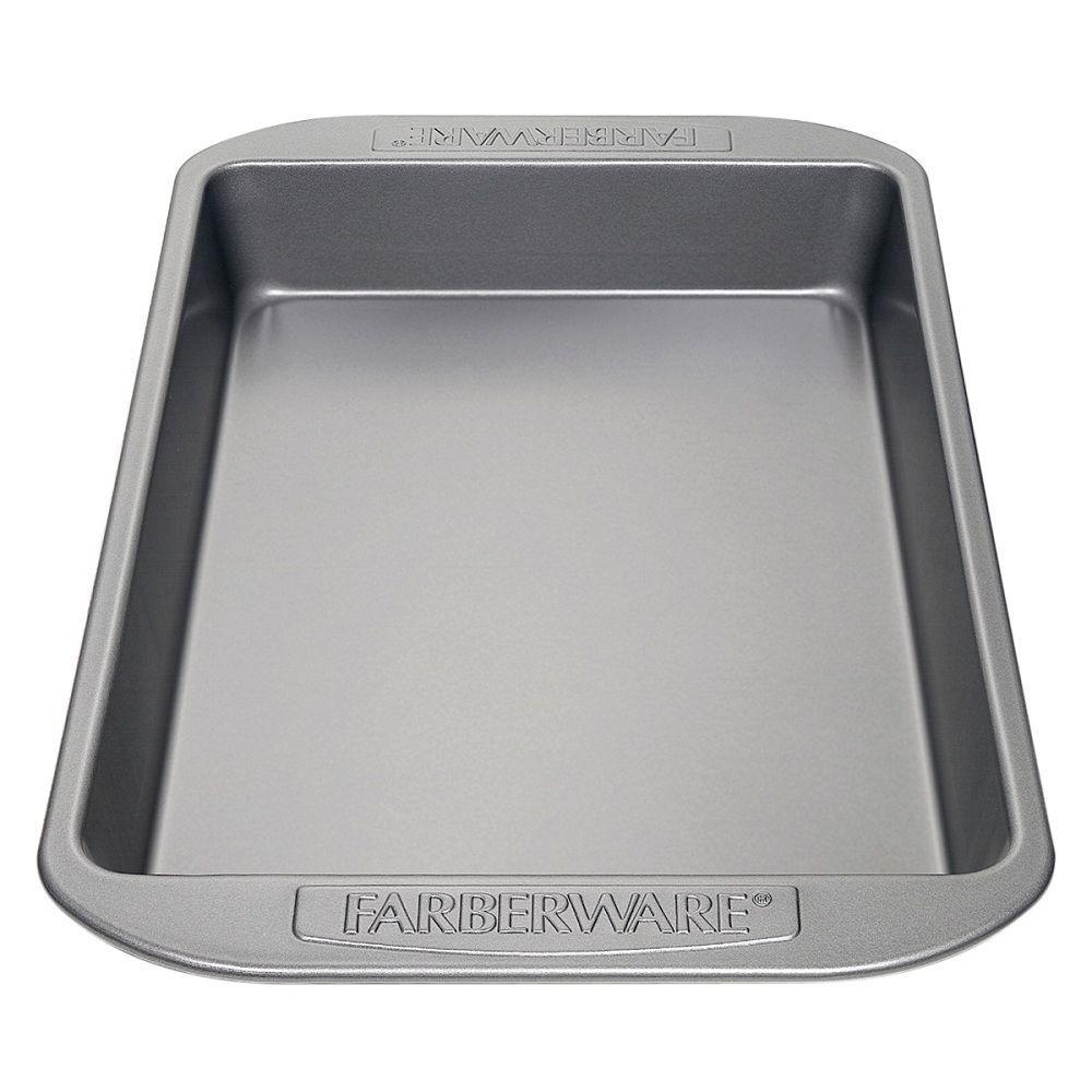 Steel Rectangular Cake Pan