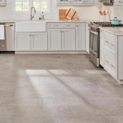 Quartzite 12 in. x 24 in. Glazed Porcelain Floor and Wall Tile (15.6 sq. ft. / case)