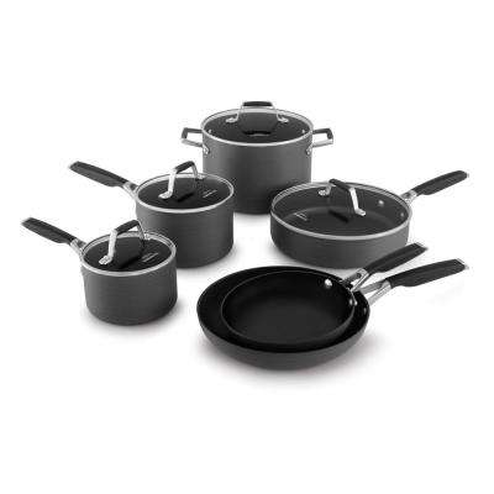 Select 10-Piece Nonstick Cookware Set