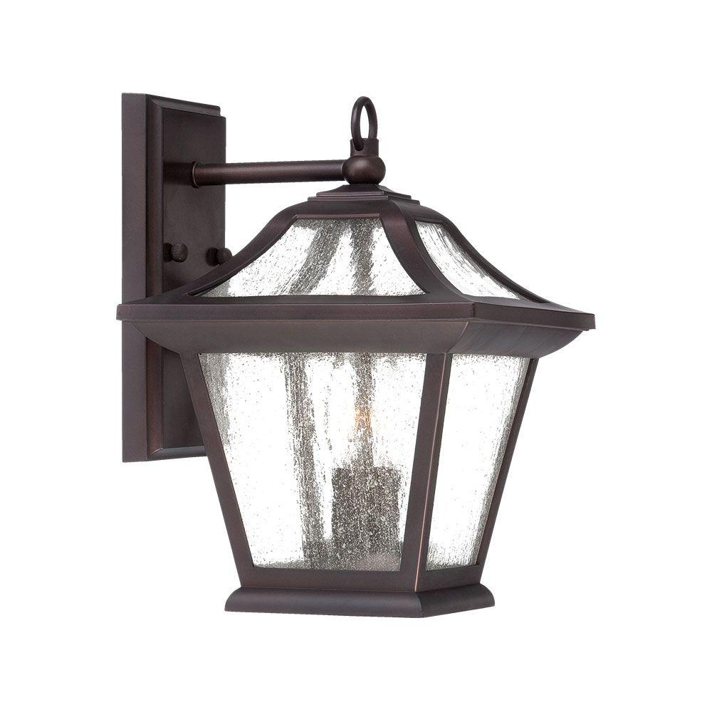 Acclaim Lighting Aiken Collection 2 Light Outdoor