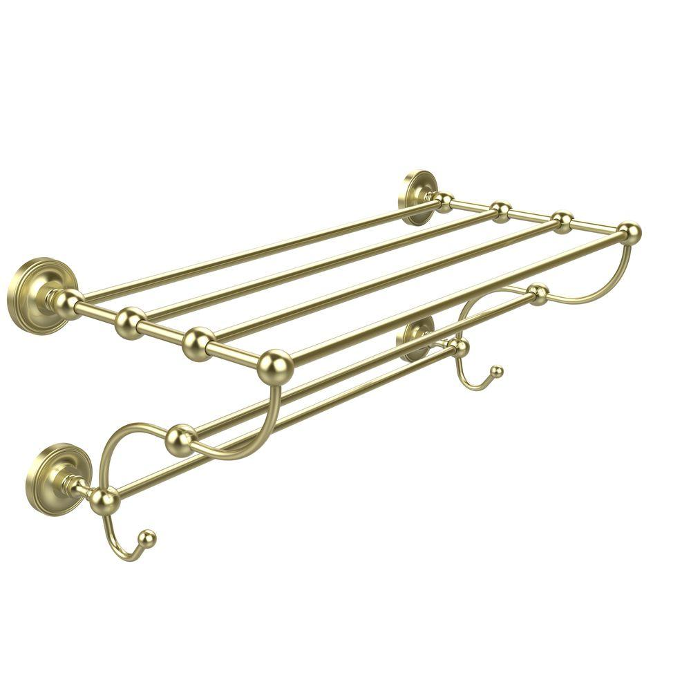 Prestige Regal Collection 24 in. W Train Rack Towel Shelf in