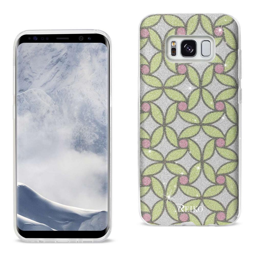 Galaxy S8 Edge Design Case in Gold