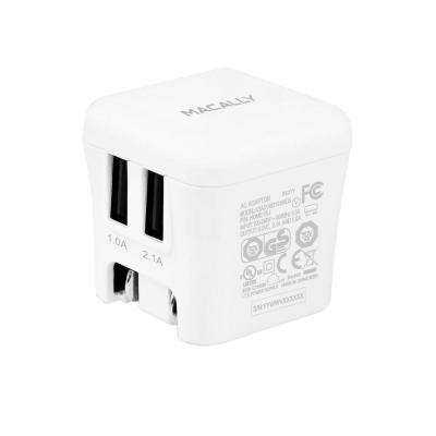 15-Watt Dual USB AC Adaptor