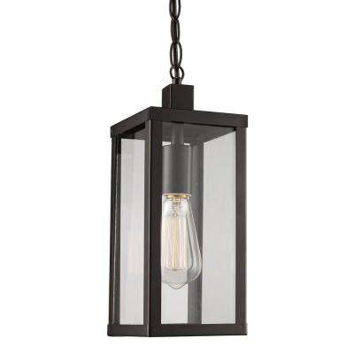 Oxford Black 1-Light Hanging Lantern
