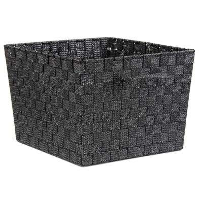 10 in. x 13 in. Decorative Storage Basket