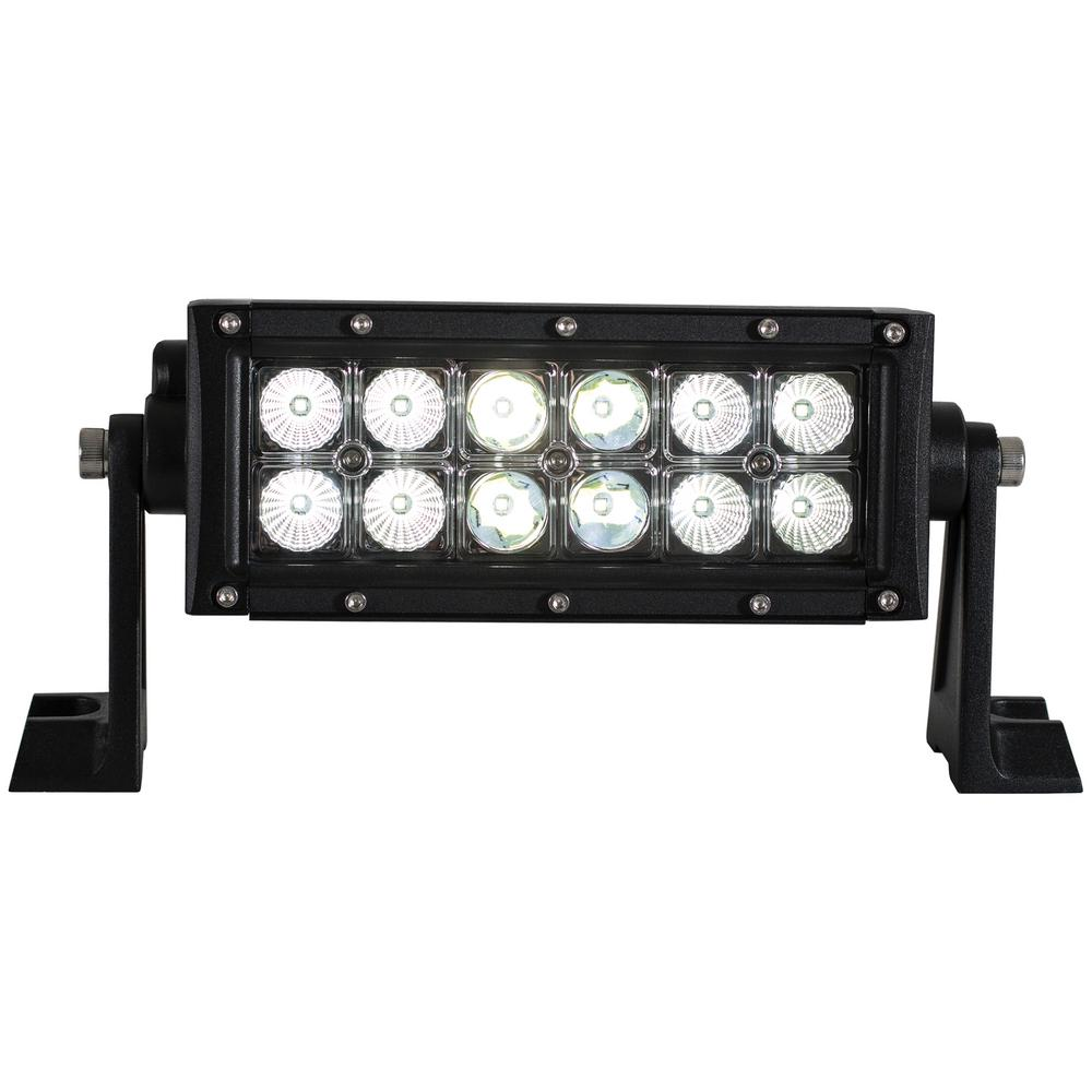 Ers Products Company 8 11 In Led Combination Spot Flood Light Bar