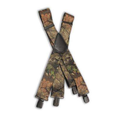 Men's Elastic Mossy Oak Rugged Flex Suspender