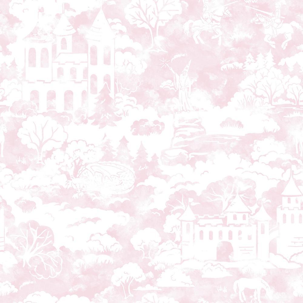 56 sq. ft. Quiet Kingdom Wallpaper