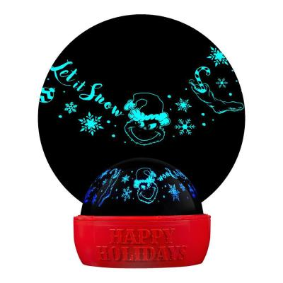 5.12 in. Christmas Tabletop ShadowLights Grinch