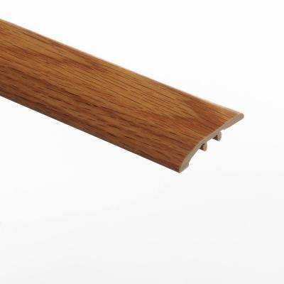 Autumn Oak 5/16 in. Thick x 1-3/4 in. Wide x 72 in. Length Vinyl Multi-Purpose Reducer Molding