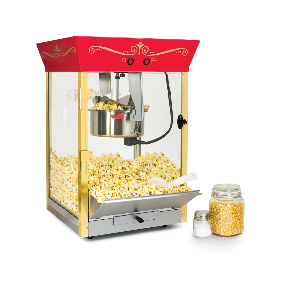 Awesome Tabletop Popcorn Popper