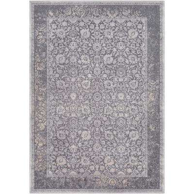 Durant Gray 7 ft. x 10 ft. Area Rug