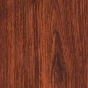 Trafficmaster embossed brazilian cherry 7 mm thick x 7 11 - Laminate or wood flooring ...