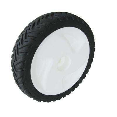 8 in. Replacement Free/Non-Drive Wheel