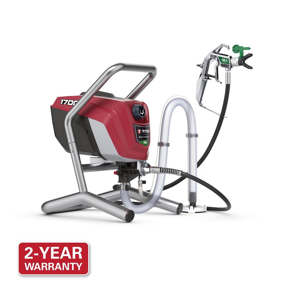 ControlMax 1700 High Efficiency Airless Sprayer