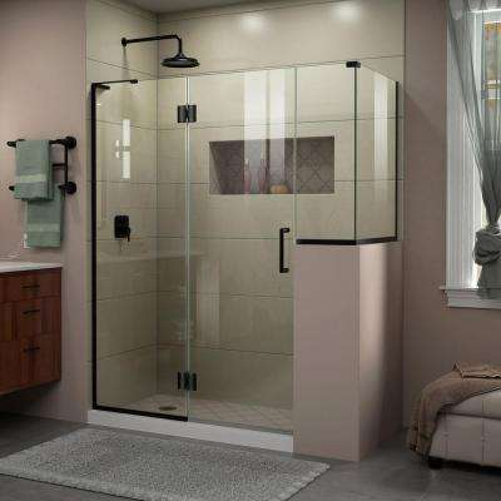 Rectangle - Alcove Shower Doors - Shower Doors - The Home Depot