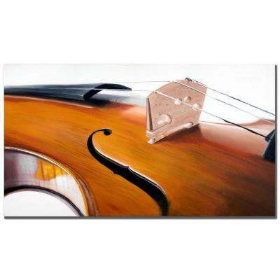 32 in. x 18 in. Music Store II by Roderick Stevens Canvas Art