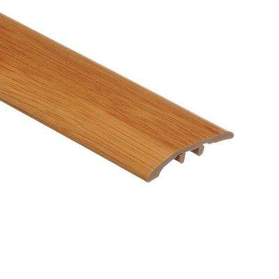 Traditional Bamboo-Dark 1/8 in. Thick x 1-3/4 in. Wide x 72 in. Length Vinyl Multi-Purpose Reducer