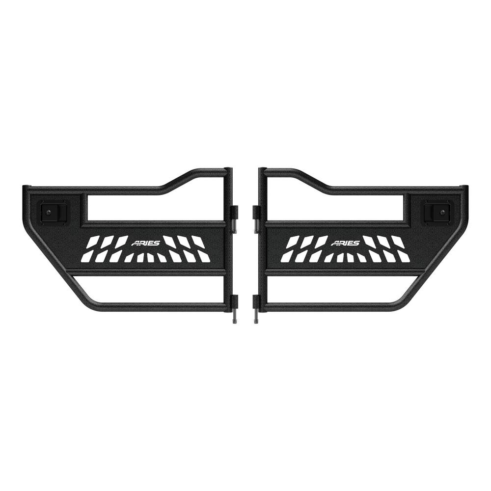 Aries Jeep Wrangler JL Rear Tube Doors