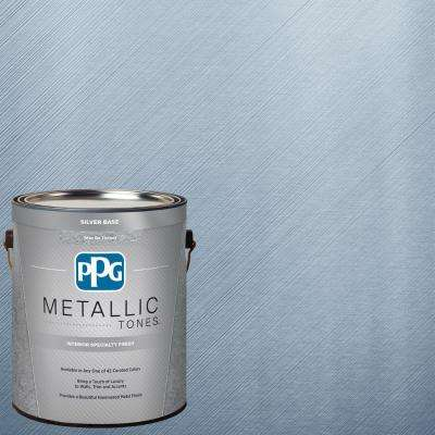 1  gal. #MTL108 Charmed Life Metallic Interior Specialty Finish Paint