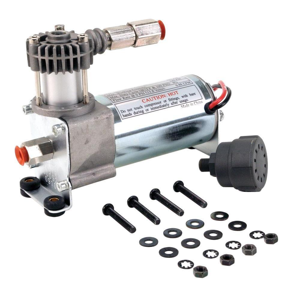 12 Volt Air Compressor Heavy Duty >> Viair 92c 12 Volt Electric 120 Psi Air Compressor 00092 The Home Depot