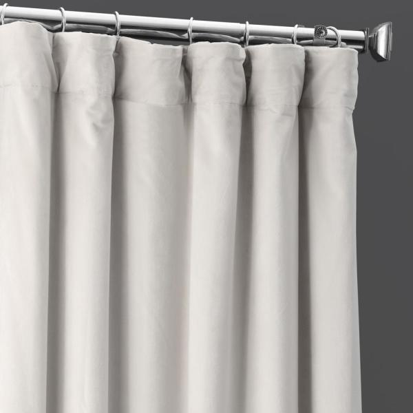 Curtains Pelmets Free Post New Grey, How To Clean Cotton Velvet Curtains