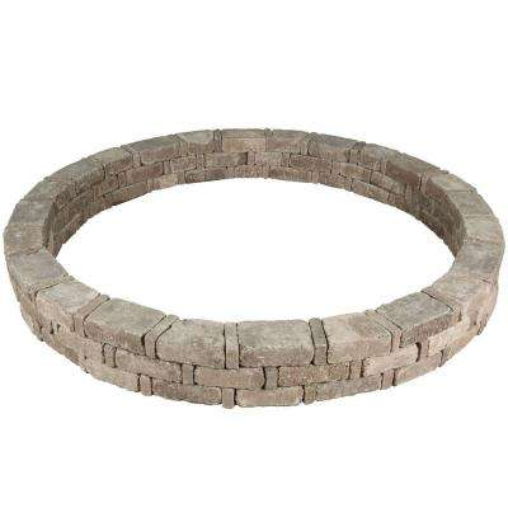 RumbleStone 92.7 in. x 10.5 in. Tree Ring Kit in Cafe