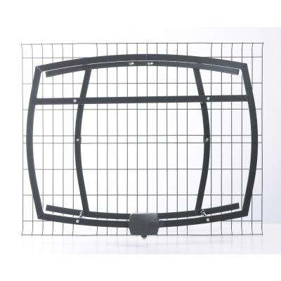 5 UHF/VHF Ultra Long Range Outdoor DTV Antenna