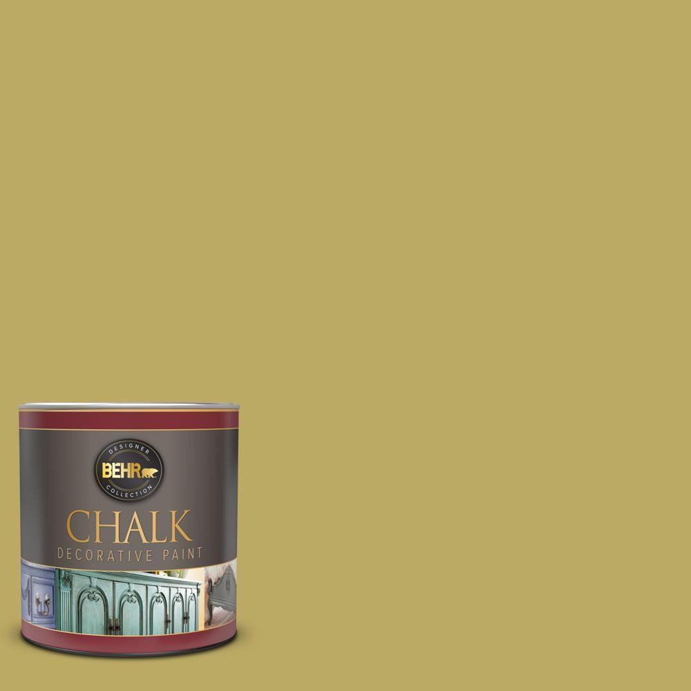 BEHR 1 qt. #BCP16 Granny Smith Apple Interior Chalk Decorative Paint