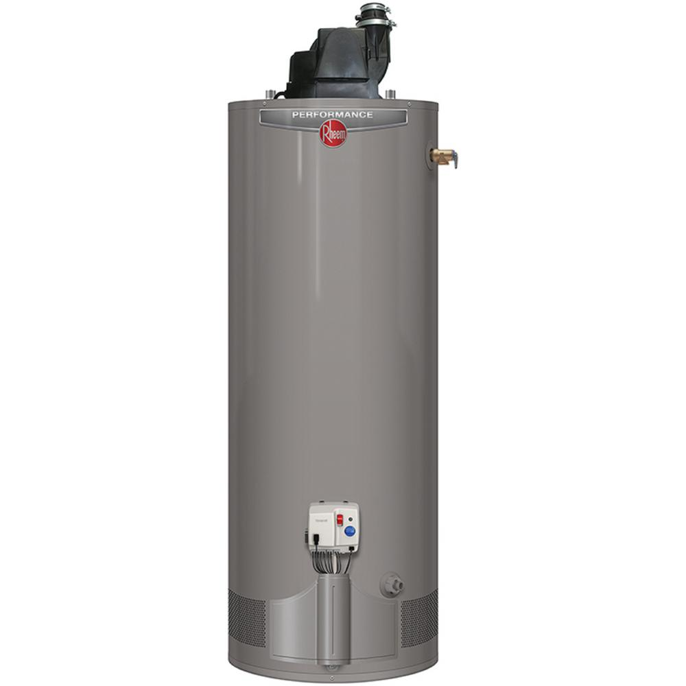 Gas Powered Ventilator : Rheem performance gal tall year btu ultra low