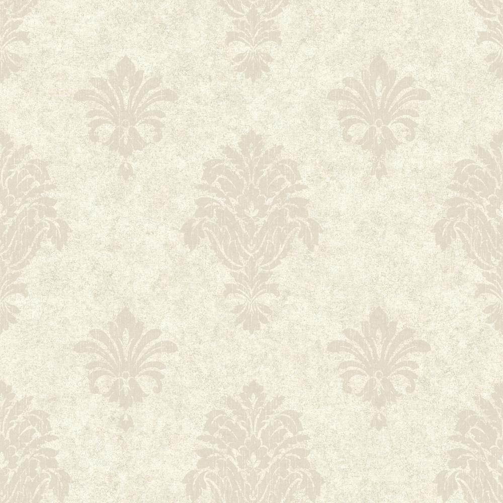 York Wallcoverings Distressed Spot Wallpaper