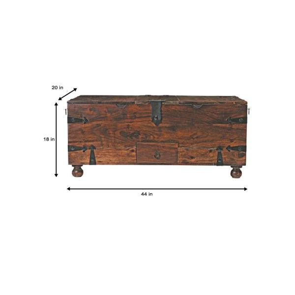 Home Decorators Collection Maldives 46 In Walnut Large Square Wood Coffee Table With Lift Top 0213800820 The Home Depot