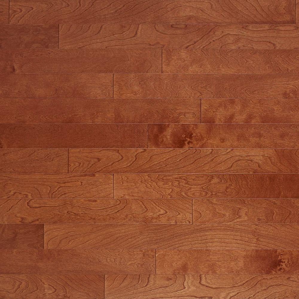 Heritage Mill Birch American Tandooi 3/8 in. x 4-3/4 in. Wide x Random Length Engineered Click Hardwood Flooring (33 sq. ft. / case)