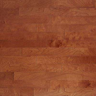 Birch American Tandooi 1/2 in. Thick x 5 in. Wide x Random Length Engineered Hardwood Flooring (31 sq. ft. / case)