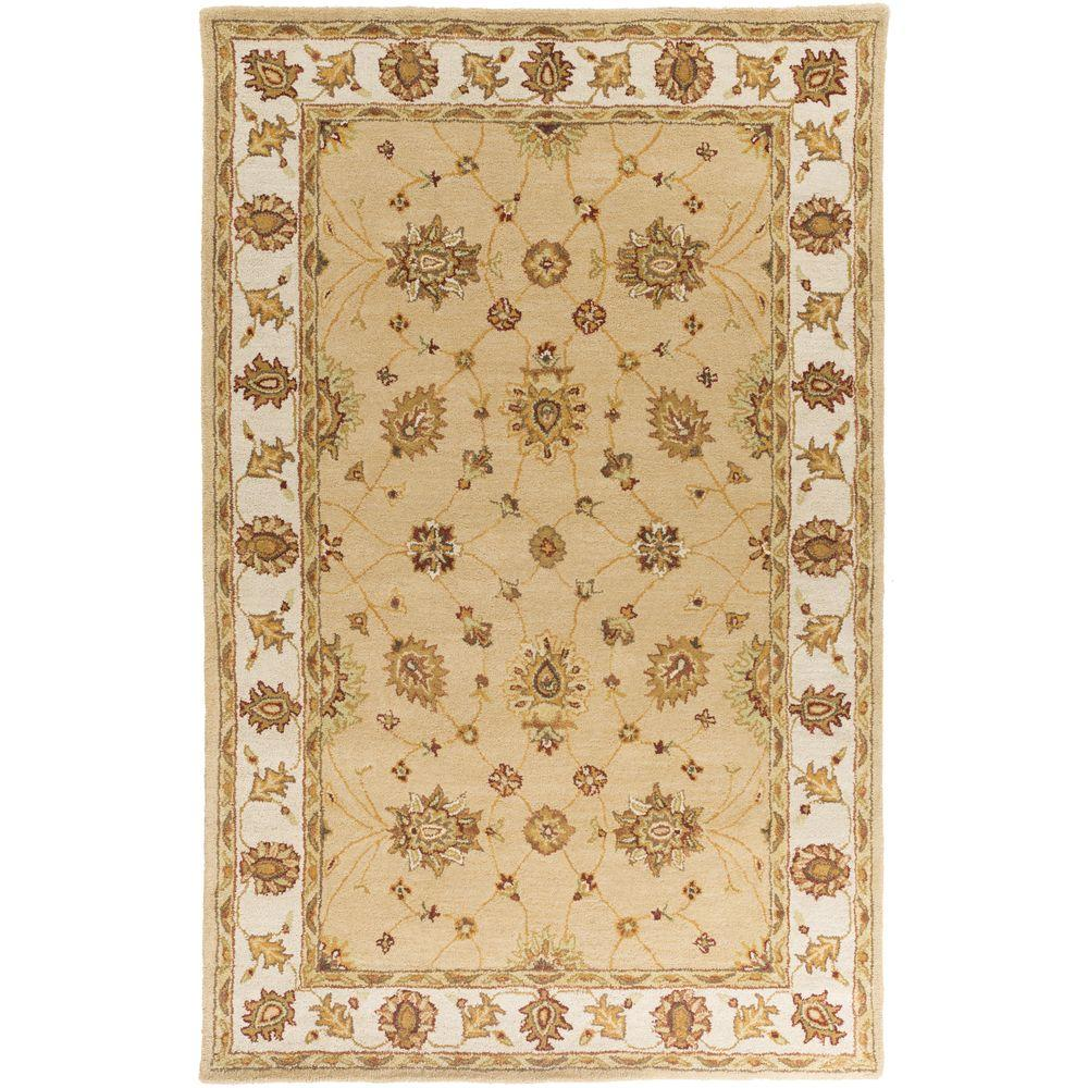 Middleton Hattie Beige 4 ft. x 6 ft. Indoor Area Rug