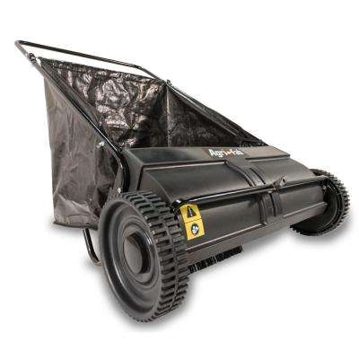 26 in. Push Lawn Sweeper