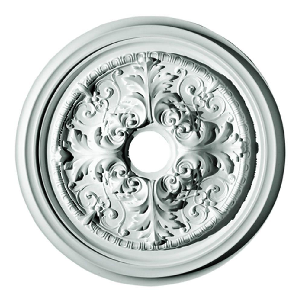 27 in. Meredith Ceiling Medallion