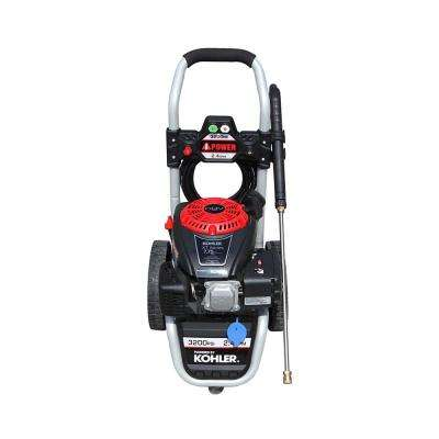 3200 PSI 2.4 GPM Gas Pressure Washer with Kohler Engine