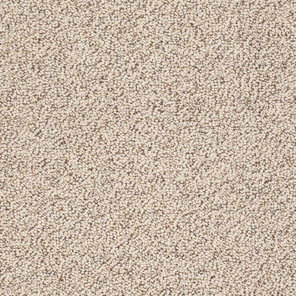 Martha Stewart Living Kentmere - Color Cappuccino 6 in. x 9 in. Take Home Carpet Sample