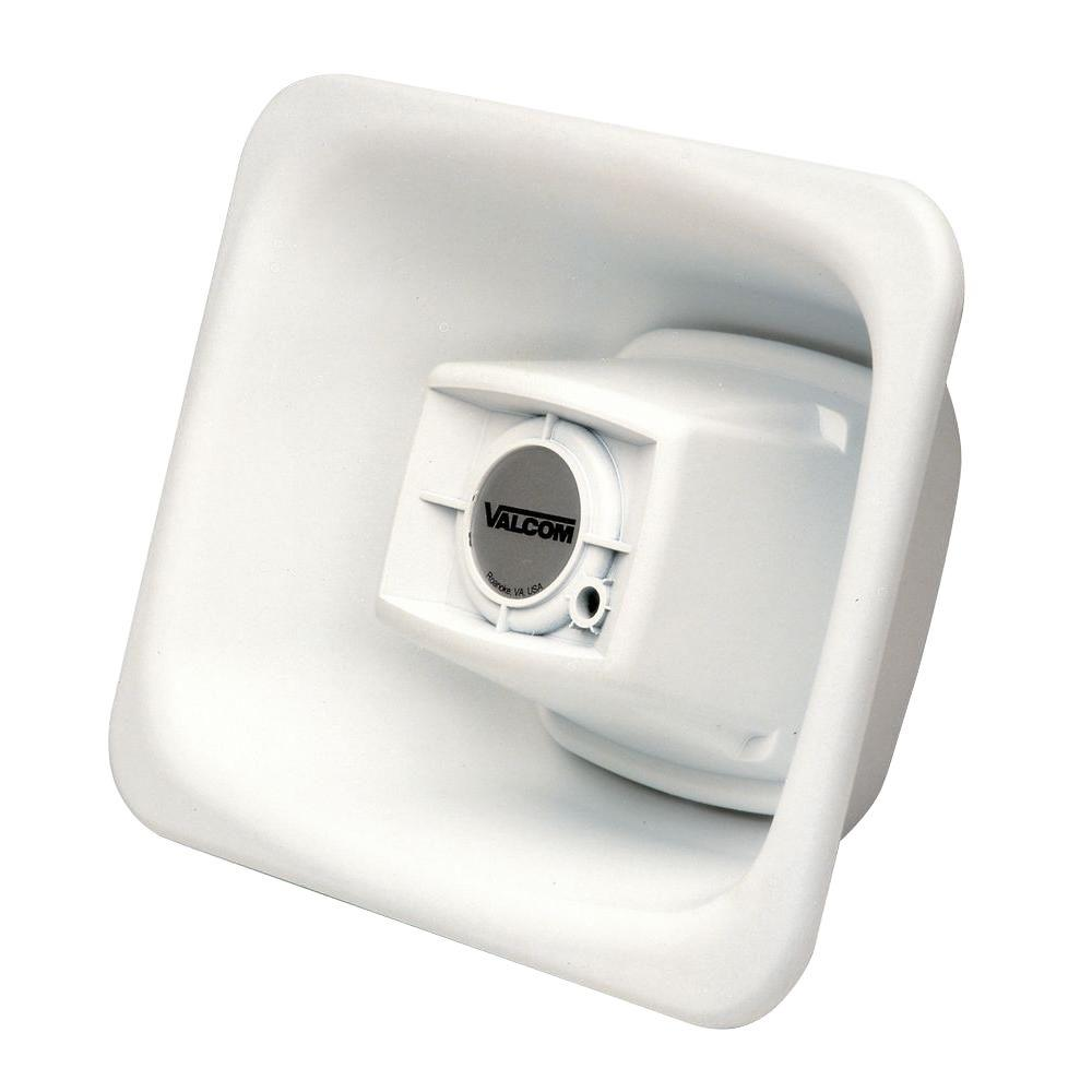 Valcom FlexHorn One-Way Amplified Horn Speaker