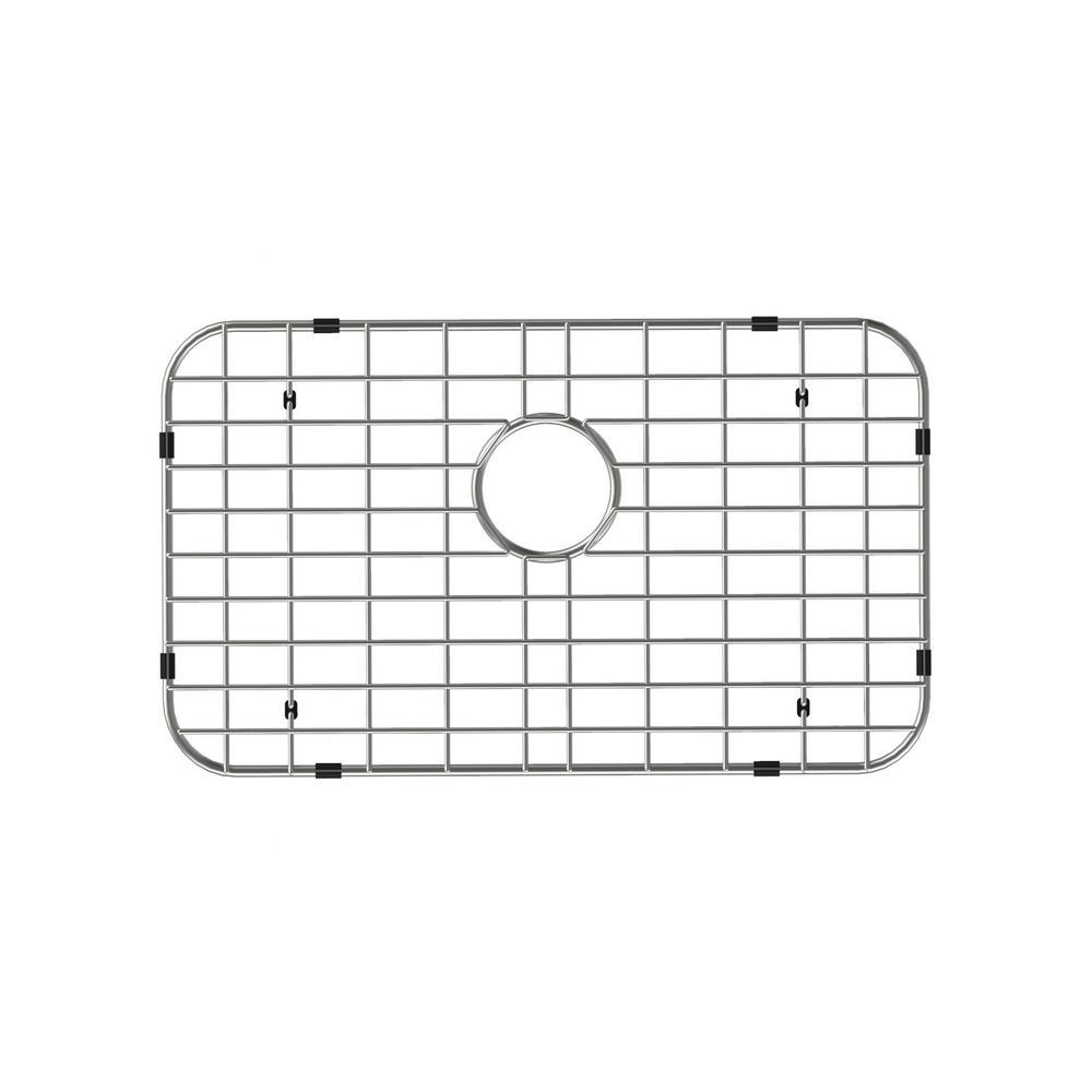 27 in. x 19 in. Stainless Steel, Undermount Kitchen Sink Grid