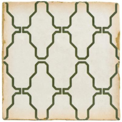 Archivo Crochet Encaustic 4-7/8 in. x 4-7/8 in. Ceramic Floor and Wall Tile (5.84 sq. ft. / case)