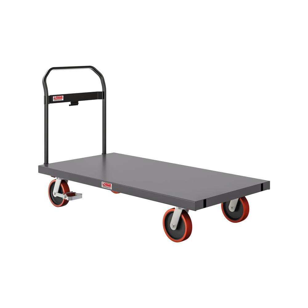 1000 lb. Capacity 30 in. x 60 in. Standard Duty Metal