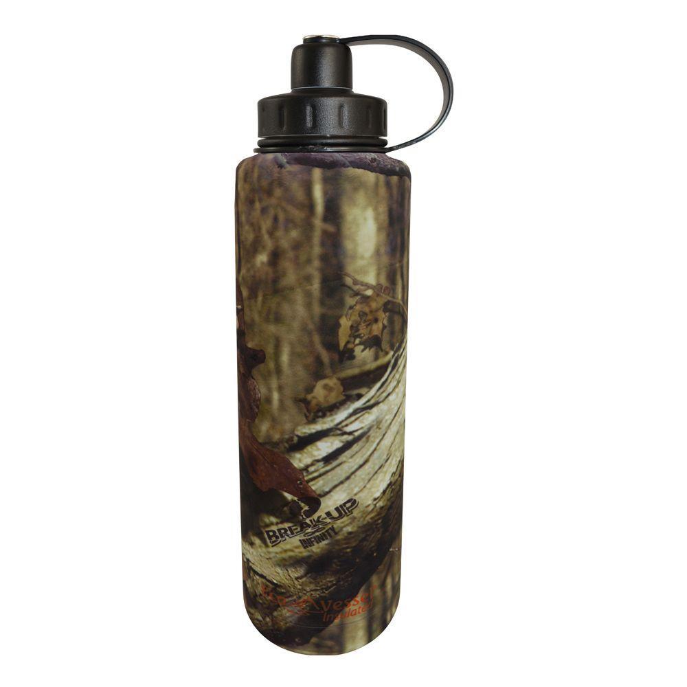 BIGFOOT 45 oz. Triple Insulated Bottle with Screw Cap - Mossy Oak (Matte)