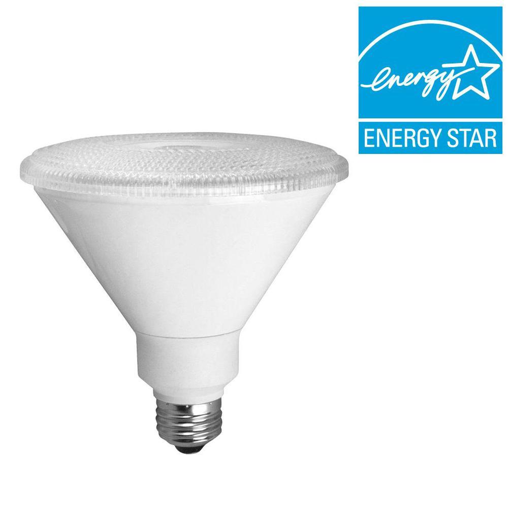 90W Equivalent Bright White (3000K) PAR38 Dimmable LED Flood Light Bulb (6-Pack)