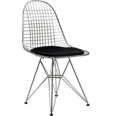 Tower Black Dining Side Chair