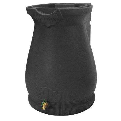 65 Gal. Dark Granite Urn Rain Barrel
