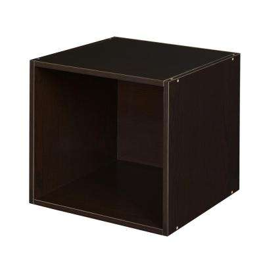 Cubo 13 in. x 13 in. Truffle Modular 1-Cube Organizer