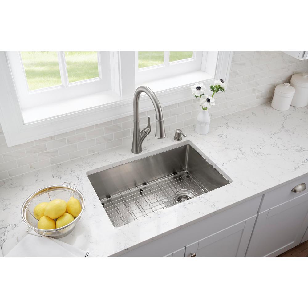 25 29 99 Undermount Kitchen Sinks Kitchen Sinks The Home Depot
