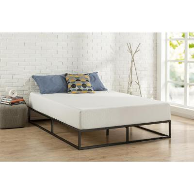 timeless design 5bfb6 32f8e Twin - Bed Frames - Bedroom Furniture - The Home Depot